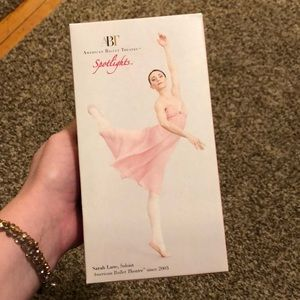 New Ballet Shoes Toddler 10 1/2 by ABT Payless